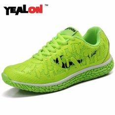 Harga Yealon Menjalankan Sepatu Untuk Wanita Breathable 2017 Olahraga Lari Perempuan Sneakers Sepatu Sneakers Wanita Intl Yealon