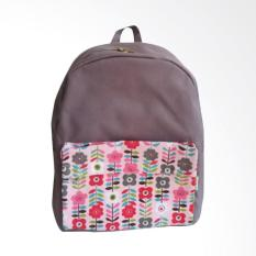 Yeye Bags RSM-05 You Tas Ransel Backpack - Grey