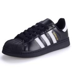 Harga Yf Pria Dan Wanita Bernapas Sneakers Nyaman Shell Kepala Pasangan Rekreasi Sepatu Flats Board Sepatu Plus Ukuran 35 44 Intl New