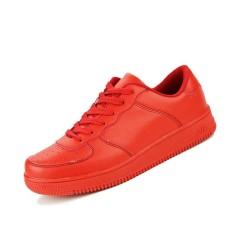 Harga Yf Pria Bernapas Sneakers Nyaman Air Force 1 Gaya Rekreasi Sepatu Flats Board Sepatu Intl Oem Terbaik