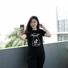 YGTSHIRT - T-shirt TIK TOK TIKTOK Tumblr Tee Cewek / Kaos Wanita / Tshirt Cewe Cotton Combad / Kaos Oblong / Trending Shirt