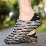 Beli Yika Hot Dijual Pria Olahraga Musim Panas Pijat Menyumbat Sepatu Slip On Beach Perahu Karet Sepatu Intl Di Dki Jakarta