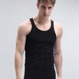 Harga Yika Pria Slimming Corset Body Shaper Shirt Vest Tank Hitam Intl Termurah