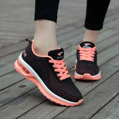 YiLee Air Cushion Asli Bernapas Sneakers Wanita Musim Panas Springs Athletic Outdoor Olahragas Hiburan Shoes Pecinta