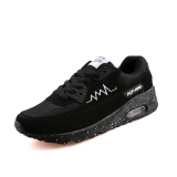 Ulasan Tentang Yinglunqishi Men S Air Olahraga Sepatu Lari Black Intl