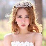 Review Yingwei Baru Elegan Mewah Crown Pernikahan Bride Crystal Headband Rambut Band Aksesoris 3 Intl Tiongkok