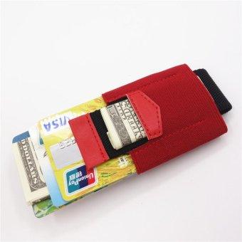 Pencarian Termurah Yixiangqing Slim Kartu Identitas Kredit Pemegang Elastis Dompet Minimalis Tempat Kartu Merah-Internasional sale - Hanya Rp124.150