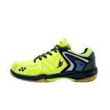 Promo Toko Yonex Badminton Shoes Srcr 40Ld Lime Green Blue