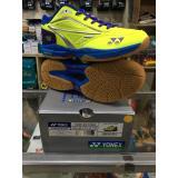 Jual Yonex Court Ace Tough Sepatu Badminton Lime Blue Purple Yonex Grosir