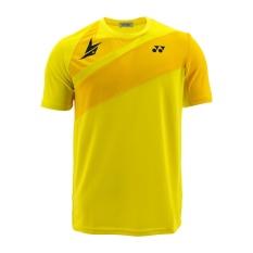 Yonex Baju Olahraga Anak Junior - Trj10005Ld2Z - Blazing Yellow