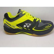 Spesifikasi Yonex Srcr 75 Sepatu Badminton Black Lime Murah
