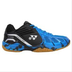 Yonex SUPER ACE LIGHT Sepatu Badminton (Deep Blue/Black)