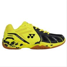 Yonex SUPER ACE LIGHT Sepatu Badminton (Yellow/Black)