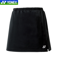 Yonex Yy26006jcr Baju Bulutangkis Him Kering Produk Asli Pakaian Anak-Anak (Children 26006JCR Hitam)