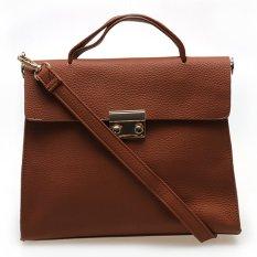 Spesifikasi Yongki Komaladi Ins46000452 Sling Bag Cokelat Terbaru