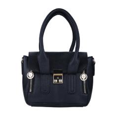 Harga Yongki Komaladi Jh46000580 1016 Top Handle Bag Hitam Murah