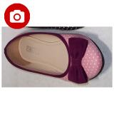 Jual Yongki Komaladi Ols 807 Flat Shoes Pink Indonesia
