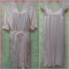 Tips Beli You Ve Kimono Baju Tidur Sleepwear K69 Pink Soft