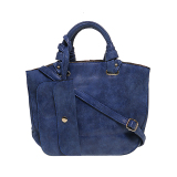 Diskon Besaryou Ve 6845 Top Handle Bag Biru