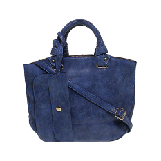 Beli You Ve 6845 Top Handle Bag Biru Online Murah