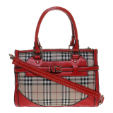 Spesifikasi You Ve F 502 587 Top Handle Bags Red Bagus