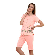 Jual You Ve Sasha Bear Sleepwear 323 Bt St Peach Online