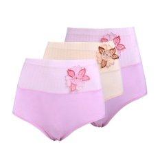 Pusat Jual Beli You Ve Yandewsh Panty Mix Colour Multicolor 3 Pcs Indonesia