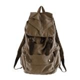 Jual Yslmy Vintage Pria Wanita Kanvas Hijau Angkatan Darat Backpack Schoolbag Hiking Travel Bag Grey Intl Grosir