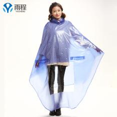 Beli Yucheng Shishang Transparan Mobil Listrik Sepeda Motor Dewasa Ponco Jas Hujan Tidak Ada Cermin Biru Oem Dengan Harga Terjangkau