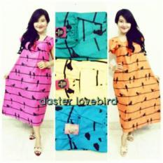 Yukensi Bird L Dress Murah L Baju Tidur L Katun Jepangl Baju Murah Wanita L Piyama L Daster