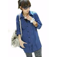 Yuki Fashion Blouse Carla - Super Denim