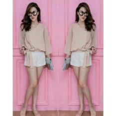Yuki Fashion Blouse Sophie - Cream