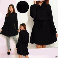 Spesifikasi Yuki Fashion Dress Lucia Hitam Yuki Fashion