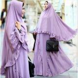Review Yuki Fashion Syari Miranda Lavender Yuki Fashion Di Dki Jakarta