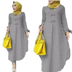 Jual Yuki Fashion Tunik Gempita Abu 3 Best Seller Original