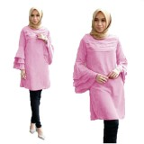 Jual Yuki Fashion Tunik Katty Baby Pink 3 Dki Jakarta