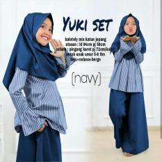Yuki Set Kid Navy [Baju Anak 0152] RCF