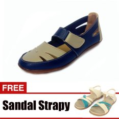 Yutaka Flat Shoes + Gratis Sandal