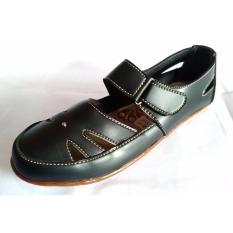 Yutaka Sepatu Wanita Slip On / Flat Shoes Hitam
