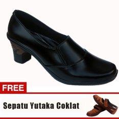 Diskon Yutaka Sepatu Wanita Booats Gratis Sepatu Sp30 Tan Branded
