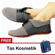 Jual Beli Yutaka Sepatu Wanita N30 Abu Abu Gratis Tas Kosmetik Baru Indonesia