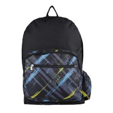 Beli Zada Backpack Print Bonus Cover Hujan Hitam Cicil