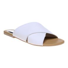 Zada Criss Cross Sandal Wanita - White