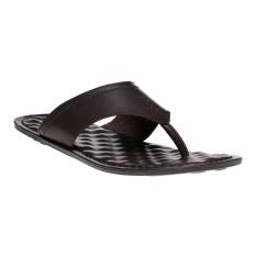 Zada Fasya Sandal Pria - Coklat Tua