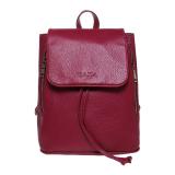 Spesifikasi Zada Foldover Flap Backpack Pink Murah Berkualitas