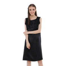 Situs Review Zada Frill Dress Hitam