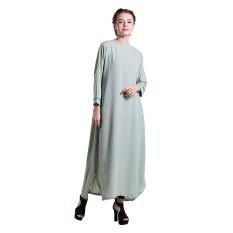 Zada Gamis Syar'i Maxi Dress - Mint