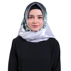 Beli Zada Hijab Silk Printing Multiwarna 1 Pakai Kartu Kredit