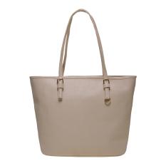 Harga Zada Kiyomi Basic Tote Bag Broken White Termahal