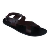 Harga Zada Ron Sandal Sepatu Coklat Tua Yang Bagus
